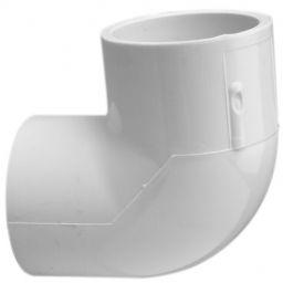 """406-020 - PVC Elbow 2"""", (SxS)"""