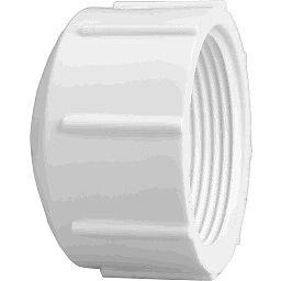 """448-005 - PVC Cap 1/2"""" Fipt"""
