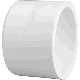 "447-015 - PVC Cap 1 1/2"" Socket"