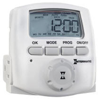Vista DTC-200 (Intermatic DT620) Digital 7-Day Electronic Timer