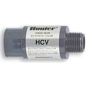 "Hunter HCV Check Valve - HC-50F-50M - 1/2"" x 1/2"" (FxM)"