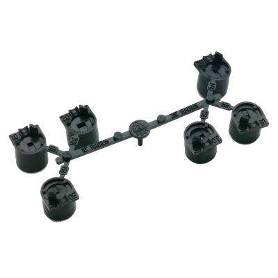 Hunter 466100 I-20 Rotor Short Radius Nozzle Tree Set