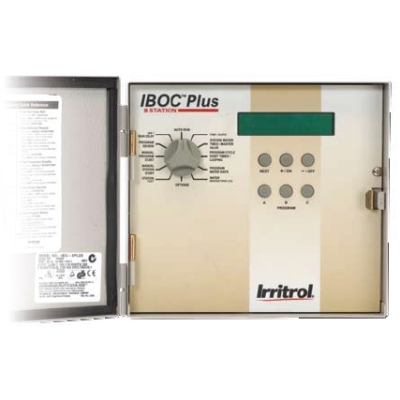 Irritrol IBOC-8PLUS IBOC Plus 8 Station Outdoor Controller