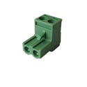 2 Position IC Power Connector (for Irrigation Caddy)