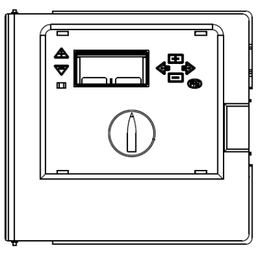 Hunter 429600 ICC-800 Replacement Part - Front Panel