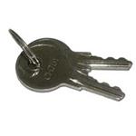 Hunter 122516, Hunter Irrigation Controller Key Set