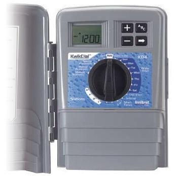 Irritrol  KD4-INT - KwikDial 4 Station Indoor Controller
