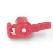 Number 6 Nozzle for Rain Bird Maxi-Paw Sprinkler Rotor - Red