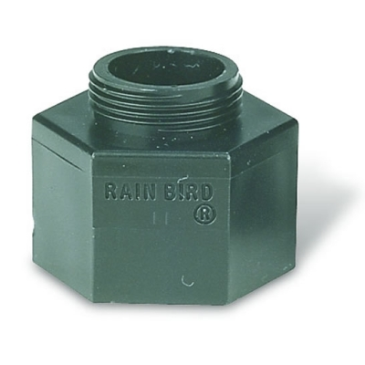 Rain Bird PA-8S Plastic Shrub Adapter for Nozzles