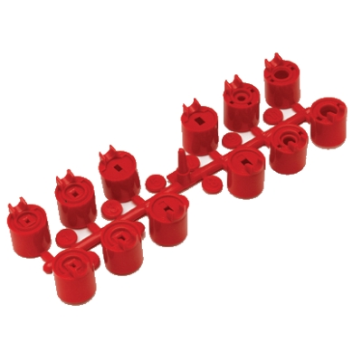Hunter 130900 PGP Rotor Standard Nozzle Tree Set