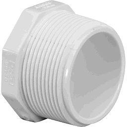 """450-005 - PVC Plug 1/2"""" Mipt"""