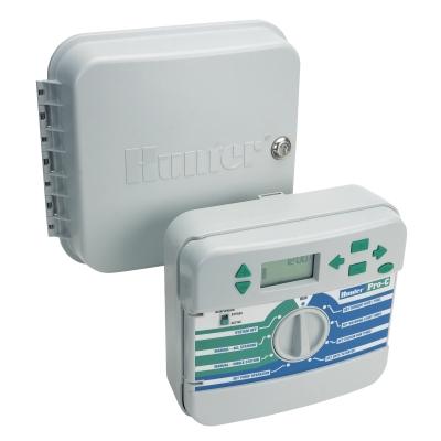 Hunter  PC-300 3 Station Outdoor Sprinkler Controller