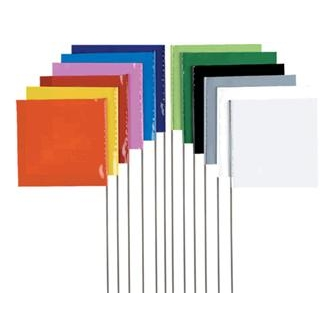 Stake Marking Flags (Bundle of 100)