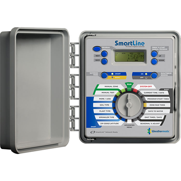 Weathermatic SL1600 4 Zone Base Model Smart Line Controller