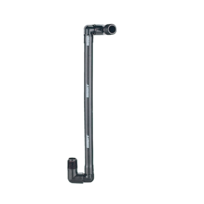 SJ-7512 Hunter Swing Joint - 12 in. Length with 1/2 in. and 3/4 in. MPT Swivel Connections