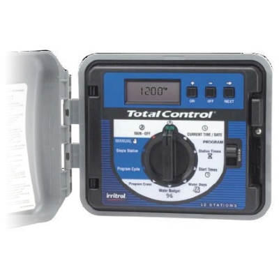 Irritrol TC-9IN-B Total Control Series Controller - 9 Station Indoor