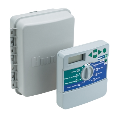 Hunter XC-400 4 Station Outdoor Sprinkler Controller