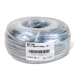 "Rainbird XQ-100 1/4"" Vinyl Distribution Tubing (100 ft. Roll)"